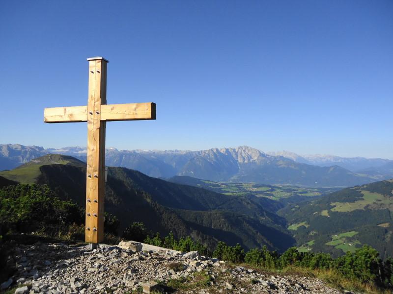 Foto: Günter Siegl / Wander Tour / Genner - Runde / Gruberhorn / 26.09.2014 18:36:37
