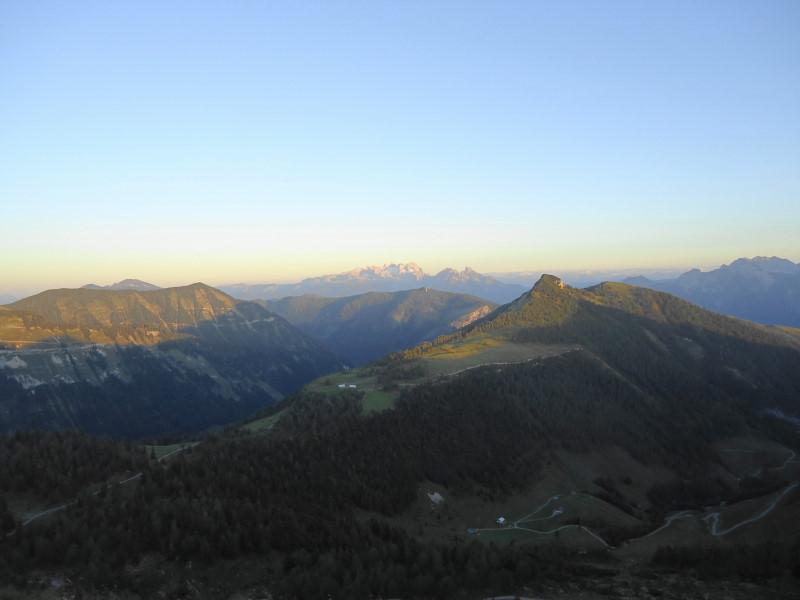 Foto: Günter Siegl / Wander Tour / Genner - Runde / Hochwieskopf / 26.09.2014 18:40:39