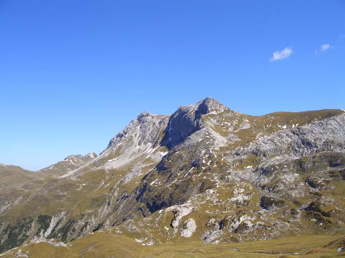 Foto: vince 51 / Wander Tour / Von Lech auf die drei Wösterspitzen / Wösterspitzen vom Ochsen-Gümple / 01.08.2008 22:44:44