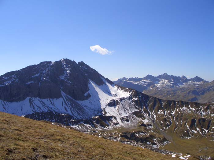 Foto: vince 51 / Wander Tour / Von Lech auf die drei Wösterspitzen / Rüfispitze / 01.08.2008 22:41:23