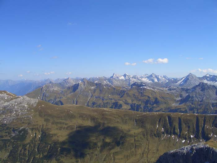 Foto: vince 51 / Wander Tour / Von Lech auf die drei Wösterspitzen / Lechtaler Alpen / 01.08.2008 22:41:05