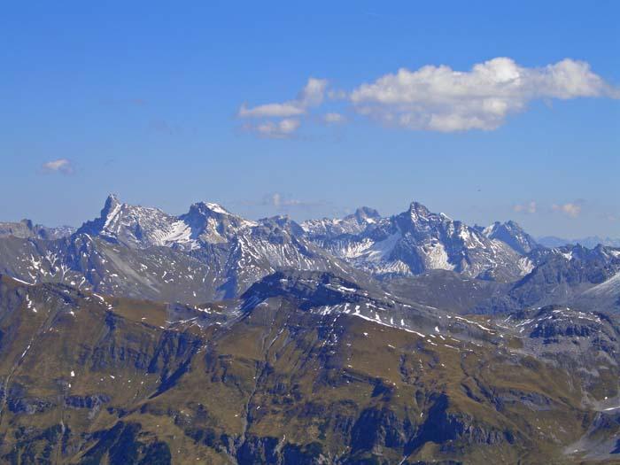 Foto: vince 51 / Wander Tour / Von Lech auf die drei Wösterspitzen / Lechtaler Alpen / 01.08.2008 22:36:59