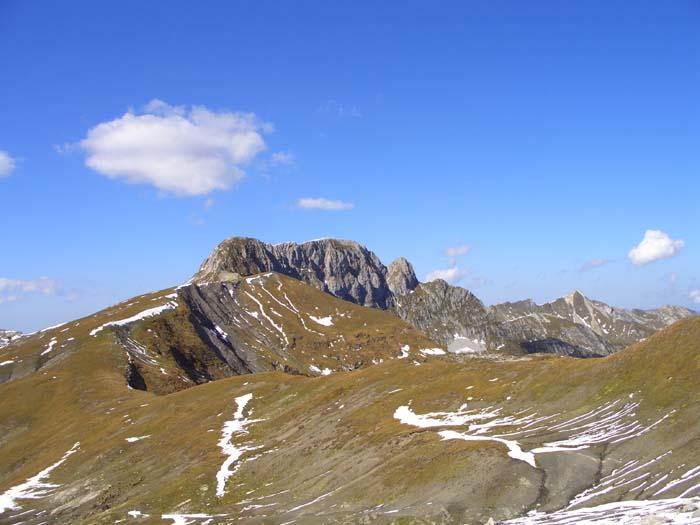 Foto: vince 51 / Wander Tour / Von Lech auf die drei Wösterspitzen / Wösterspitzen / 01.08.2008 22:34:03