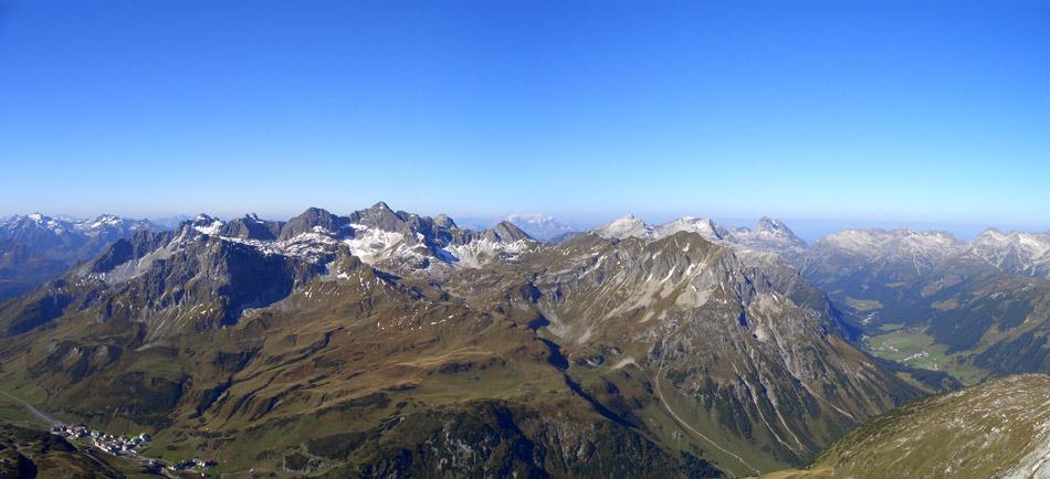 Foto: vince 51 / Wander Tour / Von Lech auf die drei Wösterspitzen / 01.08.2008 22:38:35