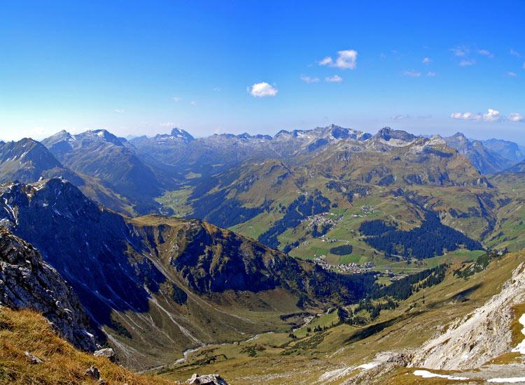 Foto: vince 51 / Wander Tour / Von Lech auf die drei Wösterspitzen / 01.08.2008 22:38:11
