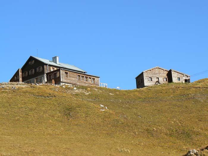 Foto: vince 51 / Wander Tour / Von Lech auf die drei Wösterspitzen / Stuttgarter Hütte / 01.08.2008 22:28:31