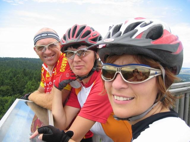 Foto: Jürgen Lindlbauer / Mountainbike Tour / Von Pichl bei Wels in den Hausruckwald und retour / 13.07.2008 12:35:25