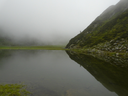 Foto: Karl Mätzler / Wander Tour / Grande Traversata delle Alpi (GTA), Etappe 5, Alpe Baranca - Carcoforo / Lago Baranca / 13.07.2008 23:00:48