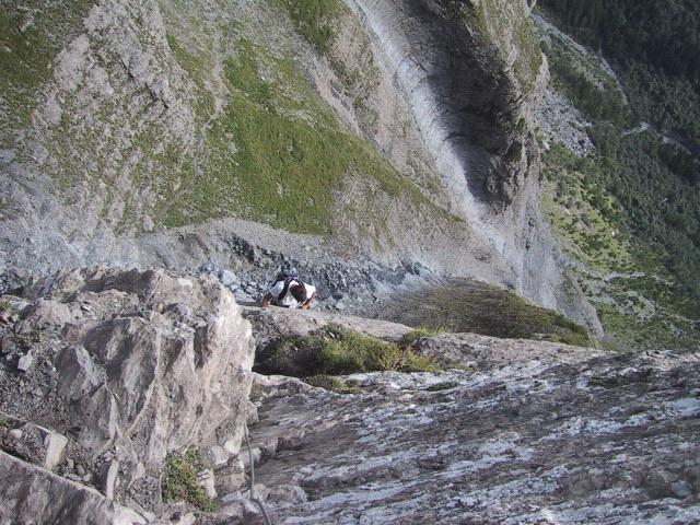 Klettersteig Daubenhorn : Fotogalerie tourfotos fotos zur klettersteig tour