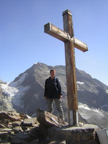 Foto: Wolfgang Lauschensky / Klettersteig Tour / Klettersteig auf das Jägihorn / Lagginhorn über Jägihorn / 15.10.2012 20:42:29