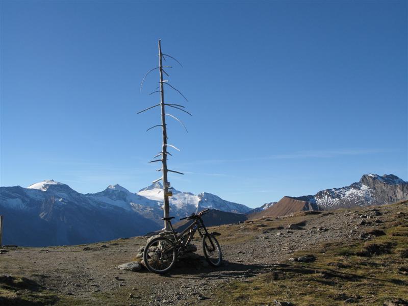 Foto: Tirol Werbung / Mountainbike Tour / Bike Trail Tirol Innsbruck Rundtour (6 Tages Rundtour) / 28.07.2008 16:47:46