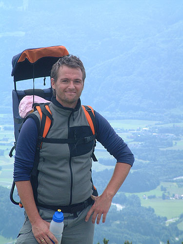 Foto: ckoelt / Wander Tour / Von Zillreith zum Schlenken / Den ersten Schlenken Aufstieg verschlafen... / 01.06.2009 21:41:00