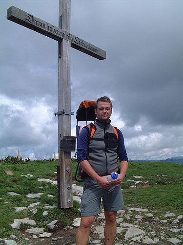 Foto: ckoelt / Wander Tour / Von Zillreith zum Schlenken / das Gipfelerlebnis... / 01.06.2009 21:35:55
