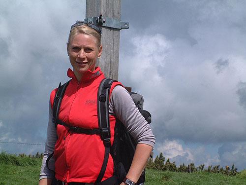 Foto: ckoelt / Wander Tour / Von Zillreith zum Schlenken / Mama ist auch dabei.... / 01.06.2009 21:36:57