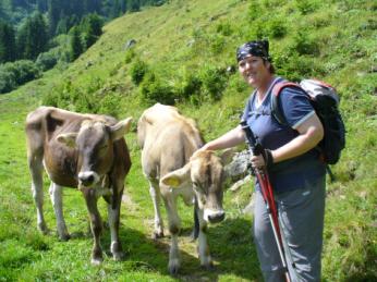 Foto: Mitwitzer / Wander Tour / Golmer Höhenweg - Geißspitze - Latschau / 10.08.2008 17:29:25