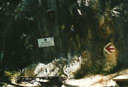 Foto: Wolfgang Dröthandl / Wander Tour / Krummbachstein - Runde über den Gahns / Einstieg in die 'Eng' / 26.01.2011 11:50:11