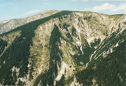 Foto: Wolfgang Dröthandl / Wander Tour / Krummbachstein - Runde über den Gahns / Schneeberg & Südl. Grafensteig vom Gipfel / 26.01.2011 11:48:09