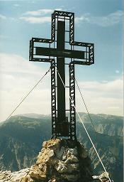 Foto: Wolfgang Dröthandl / Wander Tour / Krummbachstein - Runde über den Gahns / Gipfel gegen Raxalpe / 26.01.2011 11:47:39