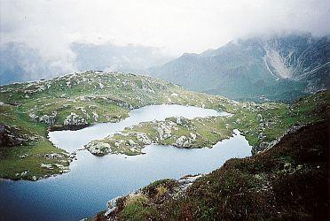 Foto: Ferienregion Lungau / Wander Tour / Bergseewanderung zu den Esser Seen / Fotonachweis vom Tourismusveband Zederhaus im Naturpark Riedingtal / 02.10.2008 18:20:25