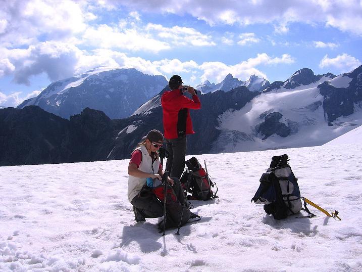 Foto: Andreas Koller / Wander Tour / Historische Tour auf die Payerspitze (3446m) / Ausgangspunkt Rif. Livrio / 11.09.2008 03:23:00
