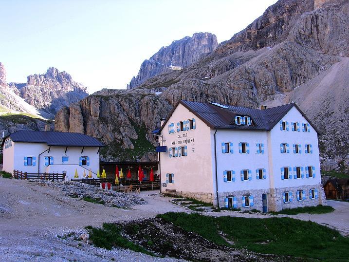 Foto: Andreas Koller / Klettersteig Tour / Kesselkogel Westroute (3002m) / Vajolet-Hütte / 11.09.2008 23:45:45