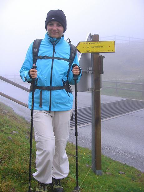 Foto: Andreas Koller / Wander Tour / Kammtour über dem Sölkpass (2284 m) / Ausgangspunkt Sölkpass / 13.09.2008 23:31:51