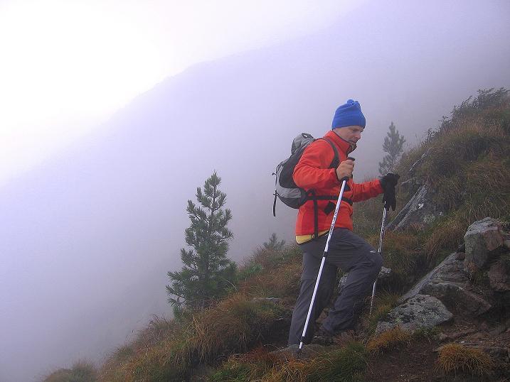 Foto: Andreas Koller / Wander Tour / Kammtour über dem Sölkpass (2284 m) / Über dem Sölkpass / 13.09.2008 23:31:39