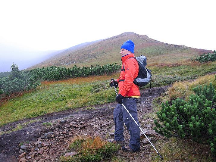 Foto: Andreas Koller / Wander Tour / Kammtour über dem Sölkpass (2284 m) / Aufstieg auf die Hornfeldspitze / 13.09.2008 23:31:07