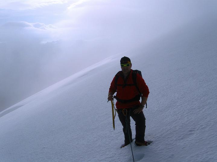 Foto: Andreas Koller / Wander Tour / König Ortler (3905m) / Am Ortlerferner / 14.09.2008 01:22:12
