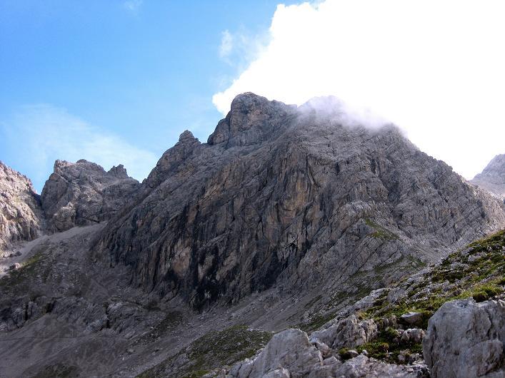 Foto: Andreas Koller / Klettersteig Tour / Klettersteig Ari Schübel (2772 m) / Sandspitzen / 14.09.2008 17:54:45