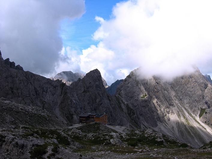 Foto: Andreas Koller / Klettersteig Tour / Klettersteig Ari Schübel (2772 m) / Karlsbader Hütte / 14.09.2008 17:53:48