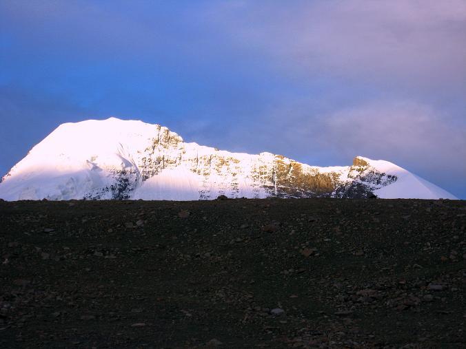 Foto: Andreas Koller / Wander Tour / Über Nimaling auf den Konmaru Ri (5446 m) / Kang Yatse (6404 m) über Nimaling / 15.09.2008 22:55:10