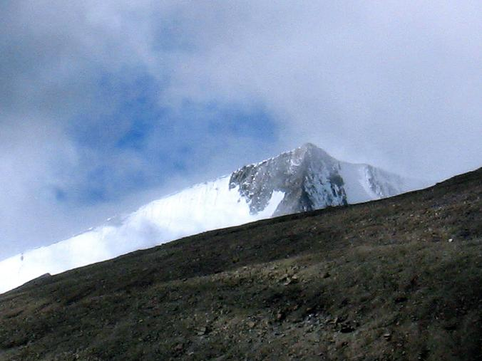 Foto: Andreas Koller / Wander Tour / Über Nimaling auf den Konmaru Ri (5446 m) / Dzo Jongo Ostgipfel (6217 m) / 15.09.2008 22:51:50