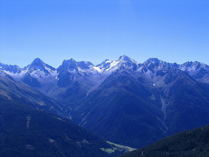 Foto: Andreas Koller / Wander Tour / Auf dem Saazerweg auf die Vordere Kendlspitze (3088m) / Die Schobergruppe / 15.09.2008 23:37:55