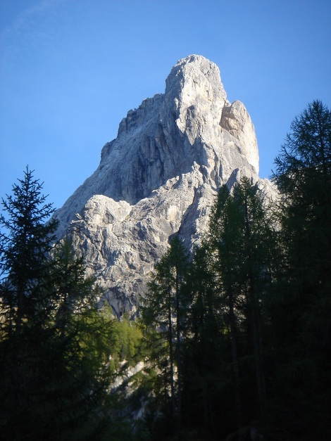 Foto: Manfred Karl / Kletter Tour / Roter Turm Silberpfad / Laserzwand / 11.10.2008 23:21:05