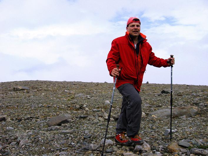 Foto: Andreas Koller / Wander Tour / Von Nimaling auf den Theny Ri (5765m) / Anstieg auf den Theny Ri / 17.09.2008 23:44:52