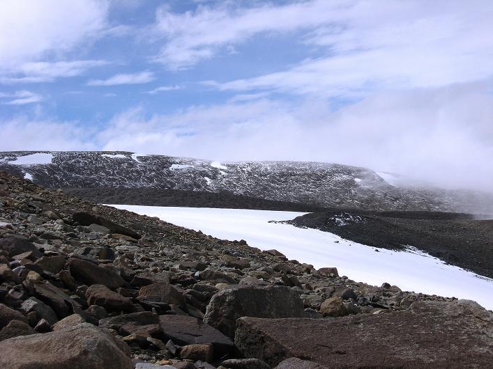 Foto: Andreas Koller / Wander Tour / Von Nimaling auf den Theny Ri (5765m) / Gletscherbecken / 17.09.2008 23:44:38