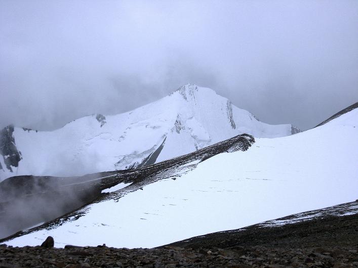 Foto: Andreas Koller / Wander Tour / Von Nimaling auf den Theny Ri (5765m) / Gapo Ri (6090 m) / 17.09.2008 23:41:33