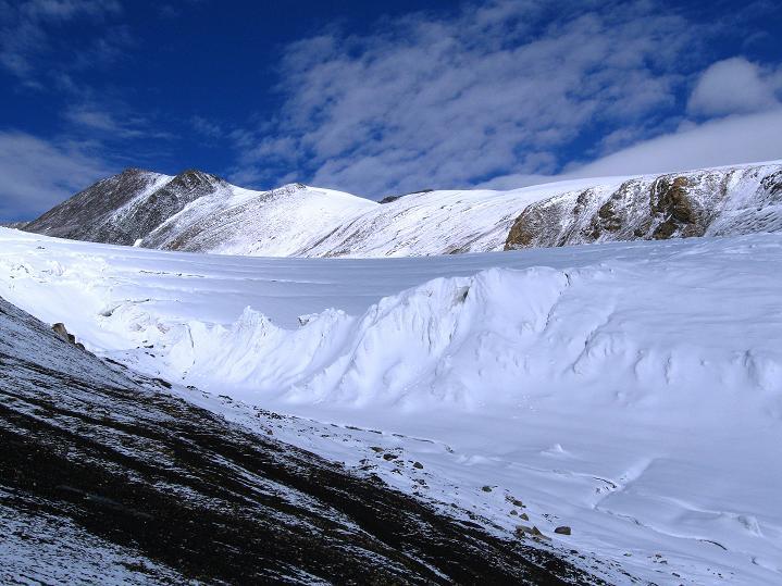 Foto: Andreas Koller / Wander Tour / Dzo Jongo (6217m) / Gletscherimpressionen / 18.09.2008 22:45:57