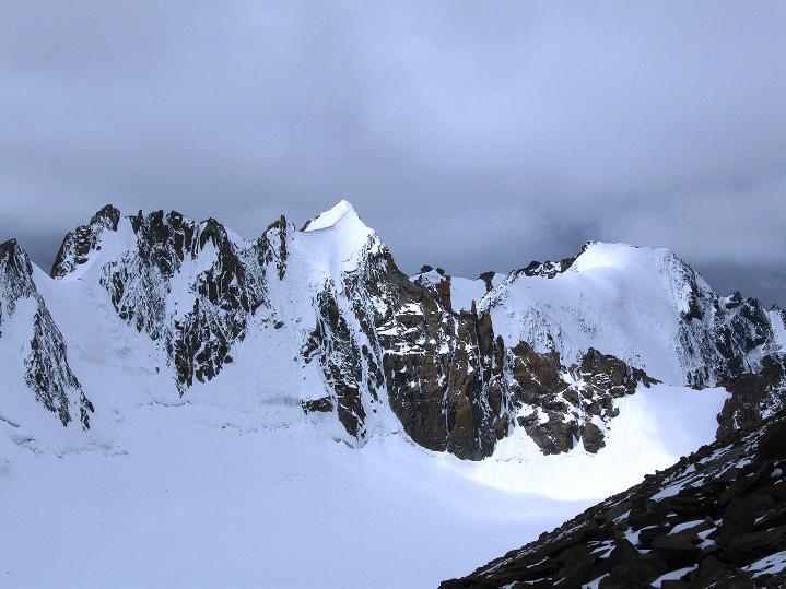 Foto: Andreas Koller / Wander Tour / Dzo Jongo (6217m) / Unbenannte 6000er bei Nimaling / 18.09.2008 22:40:22