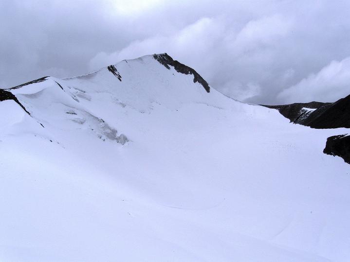 Foto: Andreas Koller / Wander Tour / Dzo Jongo (6217m) / Letzter Blick auf den Dzo Jongo / 18.09.2008 22:35:31