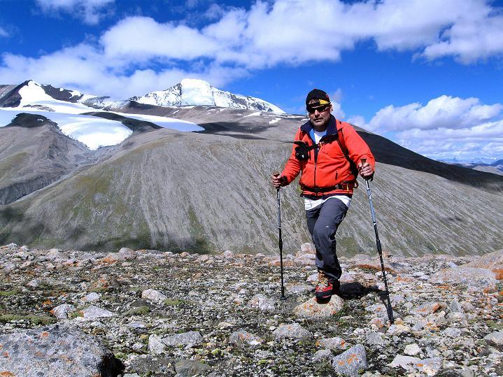 Foto: Andreas Koller / Wander Tour / Aussichtsgipfel Uatse Ri (5673m) / Aufstieg zum Uatse Ri / 23.09.2008 00:40:58