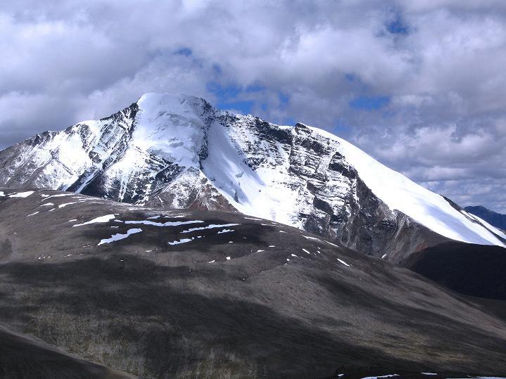 Foto: Andreas Koller / Wander Tour / Aussichtsgipfel Uatse Ri (5673m) / Kang Yatse (6404 m) / 23.09.2008 00:34:47