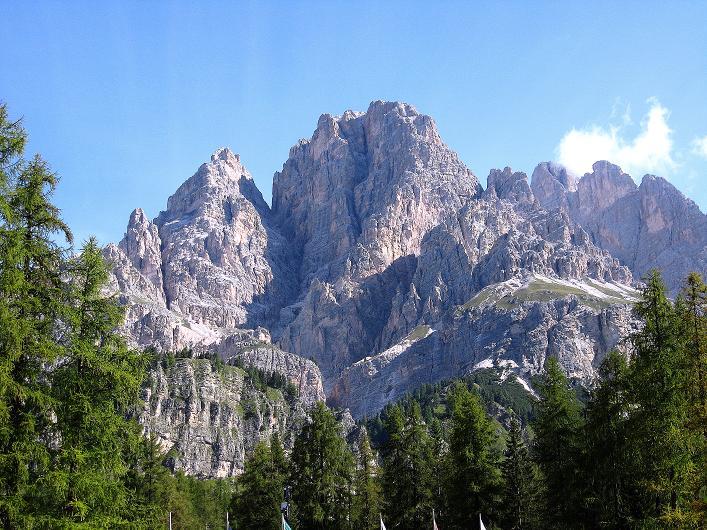 Foto: Andreas Koller / Klettersteig Tour / Ferrata Marino Bianchi - Cristallo di Mezzo (3167 m) / Das Crsitallo-Massiv / 23.09.2008 01:39:31