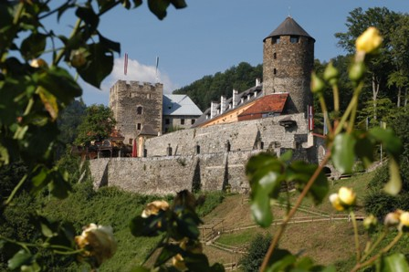 Foto: TV Schilcherheimat / Wander Tour / Weinlehrpfad / Burg Deutschlandsberg / 23.09.2008 16:07:24