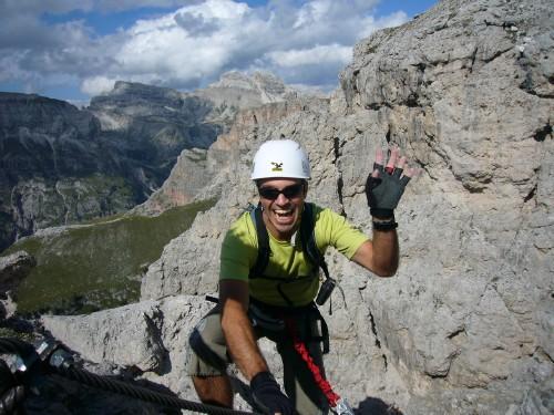 Foto: hofchri / Klettersteig Tour / Ferrata Cir V (2520m) / ausgesetzte Stellen / 14.02.2009 17:36:55