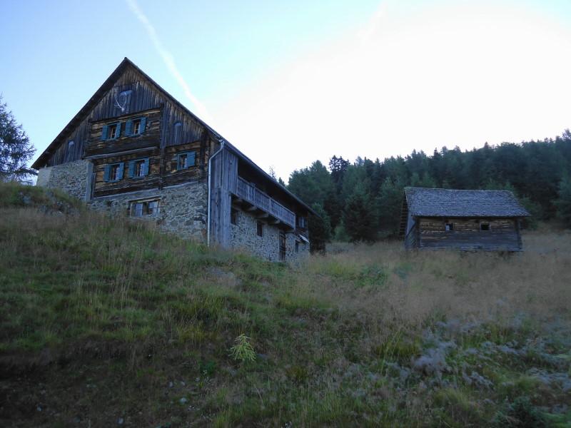 Foto: Günter Siegl / Wander Tour / 7 Gipfel Wanderung / Turnhoferhütte / 31.08.2014 21:24:23