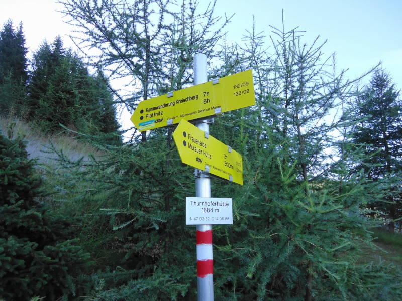 Foto: Günter Siegl / Wander Tour / 7 Gipfel Wanderung / 31.08.2014 21:24:01