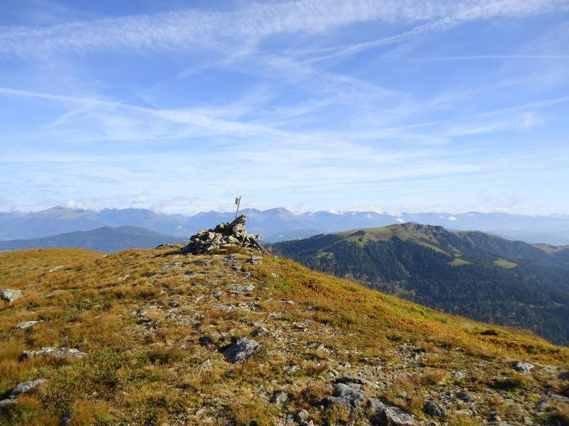 Foto: Günter Siegl / Wander Tour / 7 Gipfel Wanderung / Ackerlhöhe / 31.08.2014 21:23:45