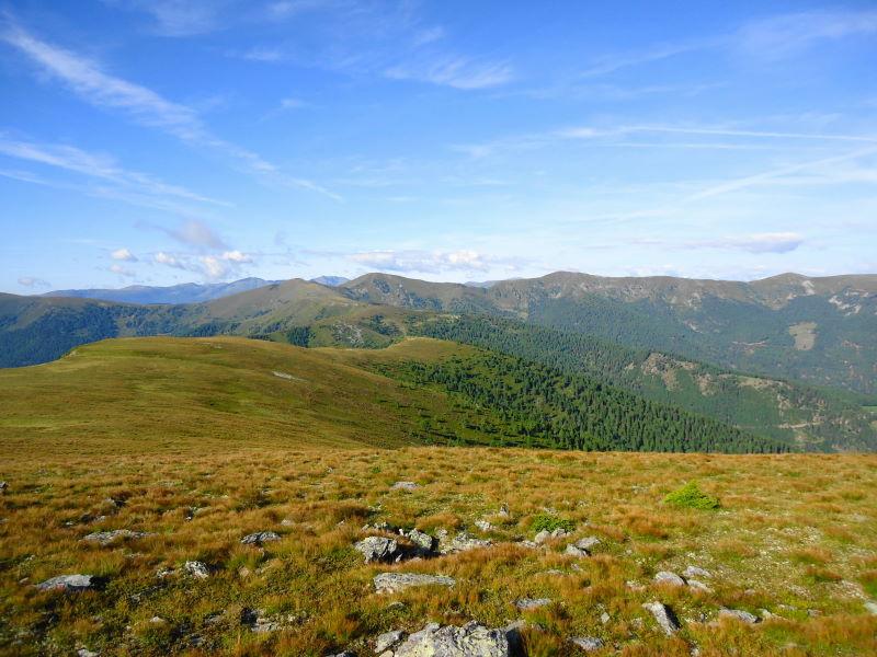 Foto: Günter Siegl / Wander Tour / 7 Gipfel Wanderung / 31.08.2014 21:23:14